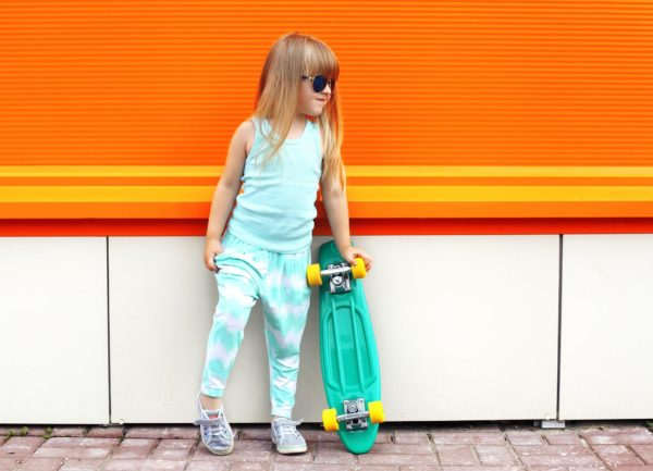 kids penny board cover