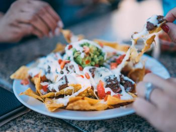 The Best Loaded Nachos