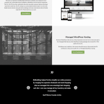 BizBudding Front Page Sections