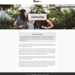 Mai Pro Landing Page Template