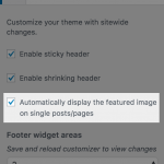 Mai Settings Display Featured Image
