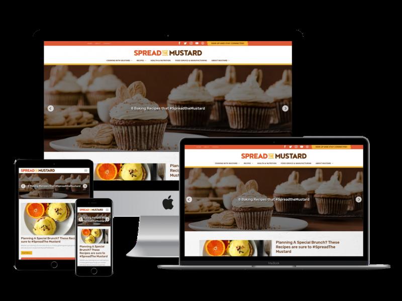d8605cec5a Spread the Mustard » Mai Theme for WordPress